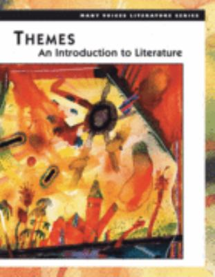 Themes Se An Introduction of Literature  2008 edition cover