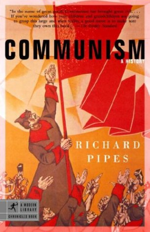 Communism A History  2003 edition cover