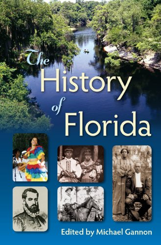 History of Florida   2013 edition cover