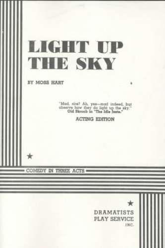 Light up the Sky  N/A edition cover