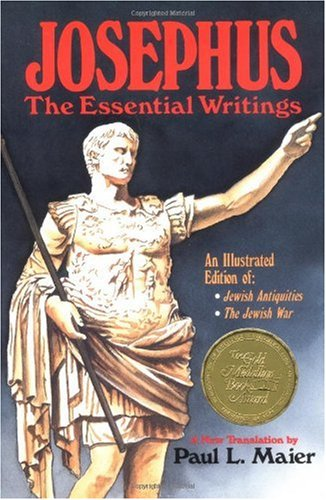 Josephus The Essential Writings N/A 9780825429644 Front Cover
