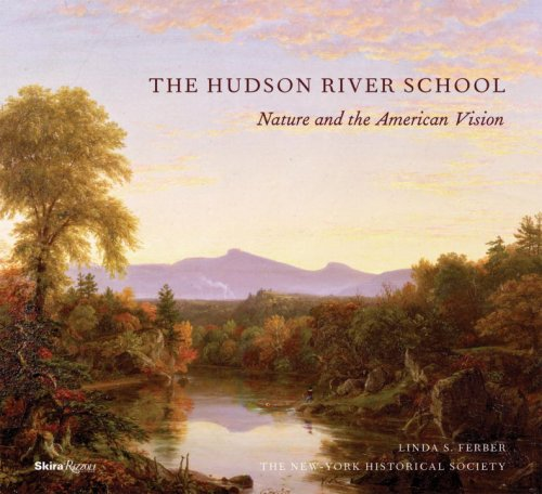 Hudson River School Nature and the American Vision  2009 edition cover