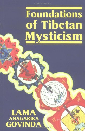 Foundations of Tibetan Mysticism  N/A 9780877280644 Front Cover