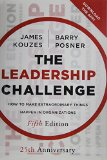 Leadership Challenge Workbook, 3rd Edition and the Leadership Challenge, 5th Edition Set  3rd 2012 edition cover