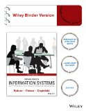 Introduction to Information Systems Fifth Edition Binder Ready Version 5th 2014 edition cover