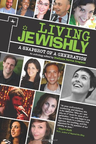 Living Jewishly A Snapshot of a Generation  2012 edition cover