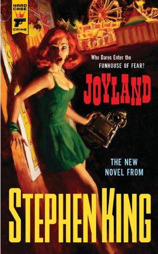 Joyland   2013 edition cover