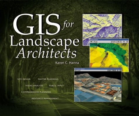 GIS for Landscape Architects   1999 edition cover