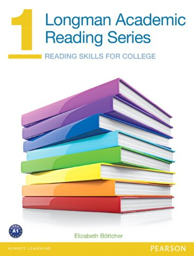 Reading Skills for College   2013 edition cover