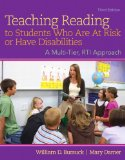 Teaching Reading to Students Who Are at Risk or Have Disabilities  3rd 2015 edition cover