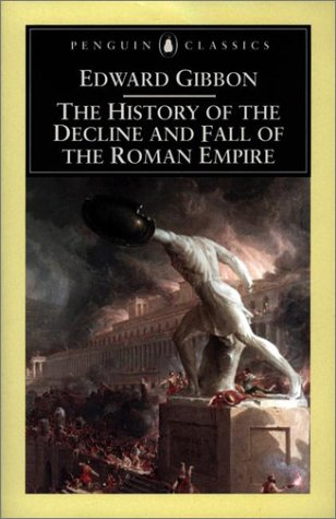 History of the Decline and Fall of the Roman Empire   2000 (Abridged) edition cover