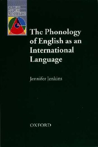 Phonology of English as an International Language   2000 edition cover