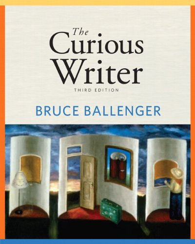 Curious Writer  3rd 2011 edition cover