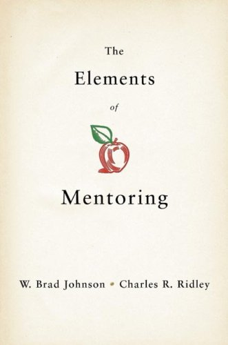 Elements of Mentoring   2009 (Revised) edition cover