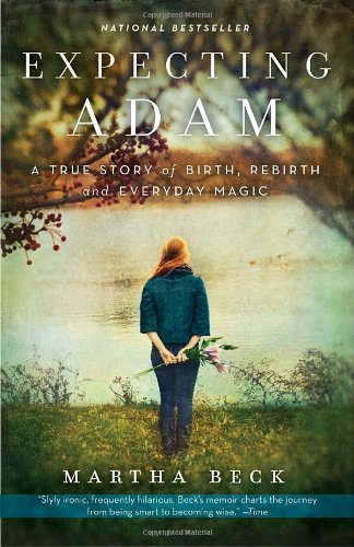 Expecting Adam A True Story of Birth, Rebirth, and Everyday Magic  2011 edition cover