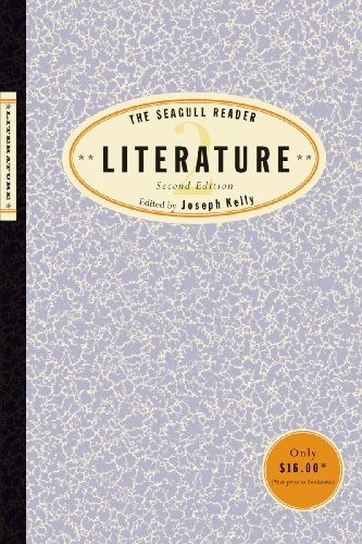 Seagull Reader Literature 2nd edition cover