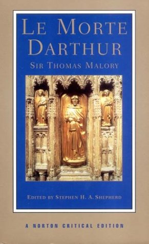 Morte D'Arthur   2002 edition cover