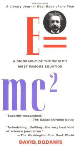 E-Mc2 A Biography of the World's Most Famous Equation  2000 (Reprint) edition cover