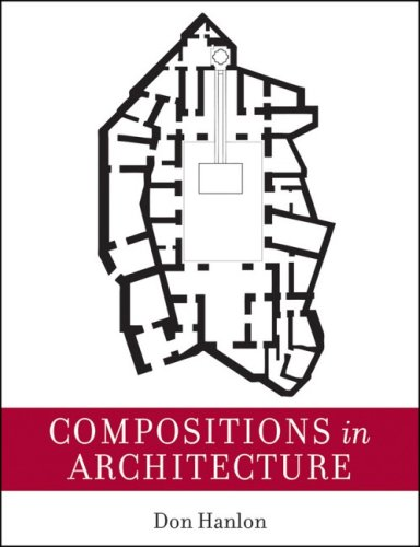 Compositions in Architecture   2009 edition cover