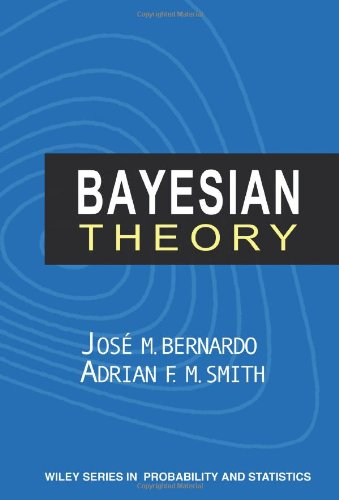 Bayesian Theory   2000 edition cover