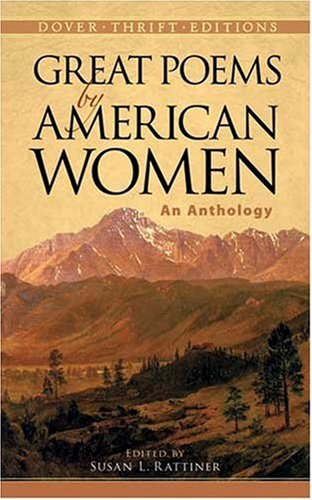 Great Poems by American Women An Anthology N/A edition cover