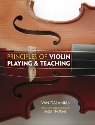 Principles of Violin Playing and Teaching   2013 edition cover