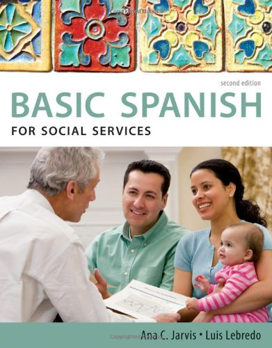 Spanish for Social Services  2nd 2011 edition cover