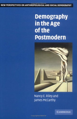 Demography in the Age of the Postmodern   2003 edition cover