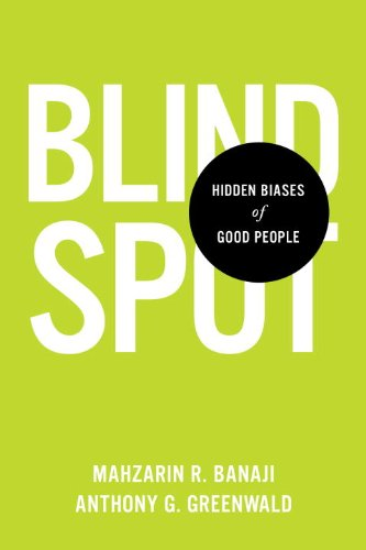 Blindspot Hidden Biases of Good People  2013 9780553804645 Front Cover