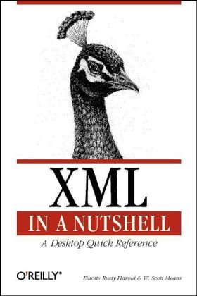 XML in a Nutshell  3rd 2004 edition cover