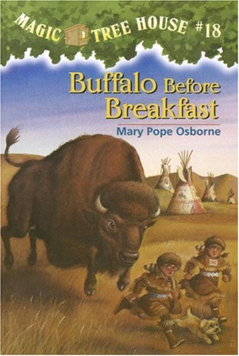 Buffalo Before Breakfast   1999 edition cover