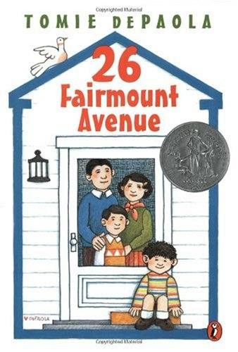 26 Fairmount Avenue   1999 edition cover