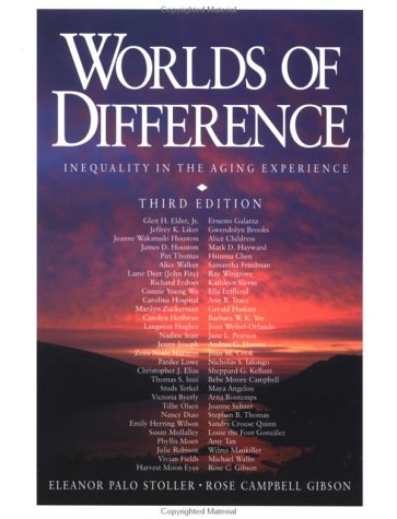 Worlds of Difference Inequality in the Aging Experience 3rd 1999 (Revised) edition cover