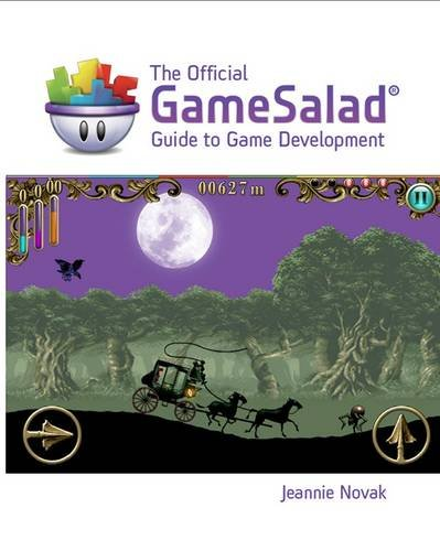 Official GameSalad� Guide to Game Development   2014 edition cover