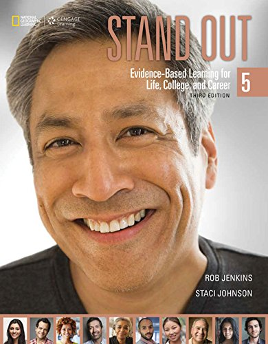 Stand Out 5:   2016 9781305655645 Front Cover