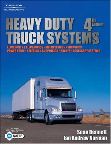 Heavy Duty Truck Systems  4th 2006 (Revised) 9781401870645 Front Cover