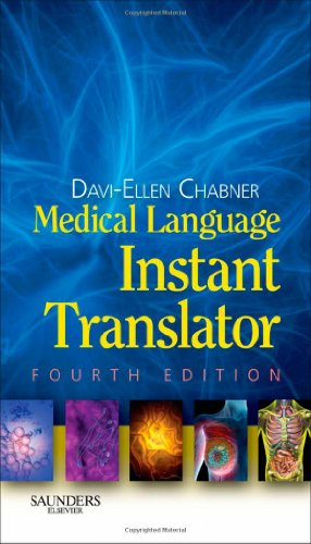 Medical Language Instant Translator  4th 2010 edition cover