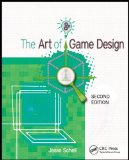 Art of Game Design A Book of Lenses 2nd 2014 (Revised) edition cover
