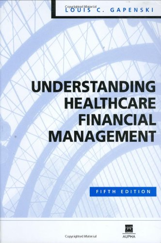 Understanding Healthcare Financial Management 5th 2006 edition cover