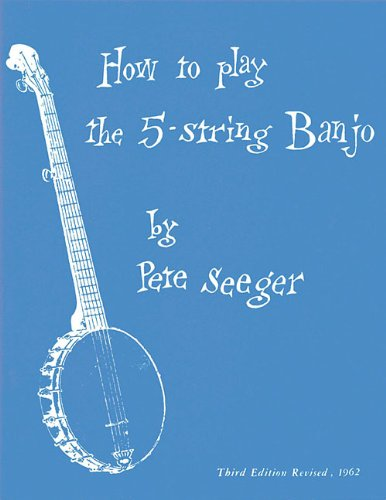 How to Play the 5-String Banjo Third Edition  2002 edition cover