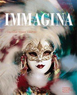 IMMAGINA :L'ITALIANO SENZA CONFINI-TEXT N/A edition cover
