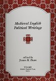 Medieval English Political Writings   1996 9781879288645 Front Cover