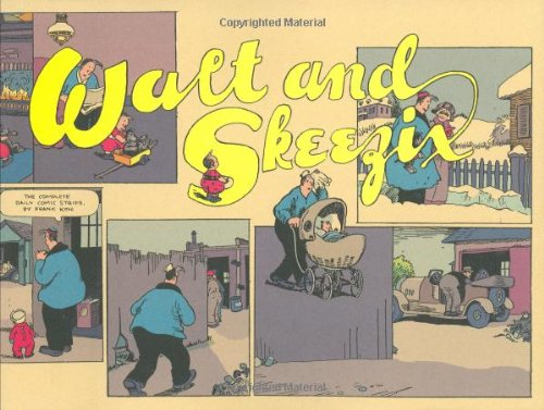 Walt and Skeezix   2004 edition cover