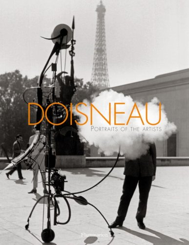 Doisneau: Portraits of the Artists   2008 9782080300645 Front Cover