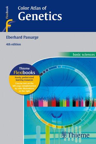Taschenatlas der Genetik  4th 2013 9783131003645 Front Cover
