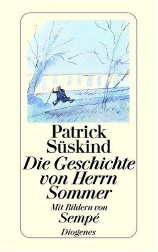 Geschichte von Herrn Sommer 1st edition cover