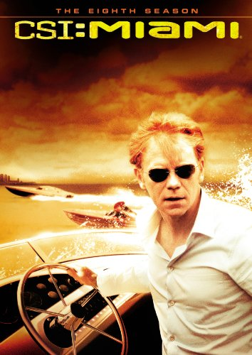 CSI: Miami: Season 8 System.Collections.Generic.List`1[System.String] artwork