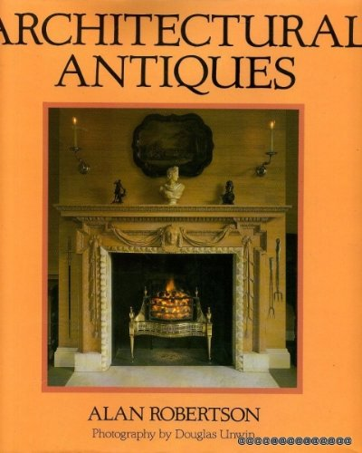 Architectural Antiques   1987 edition cover