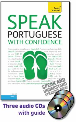 Speak Portuguese With Confidence: A Teach Yourself Guide  2010 edition cover