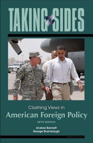 Clashing Views in American Foreign Policy  5th 2010 9780073545646 Front Cover